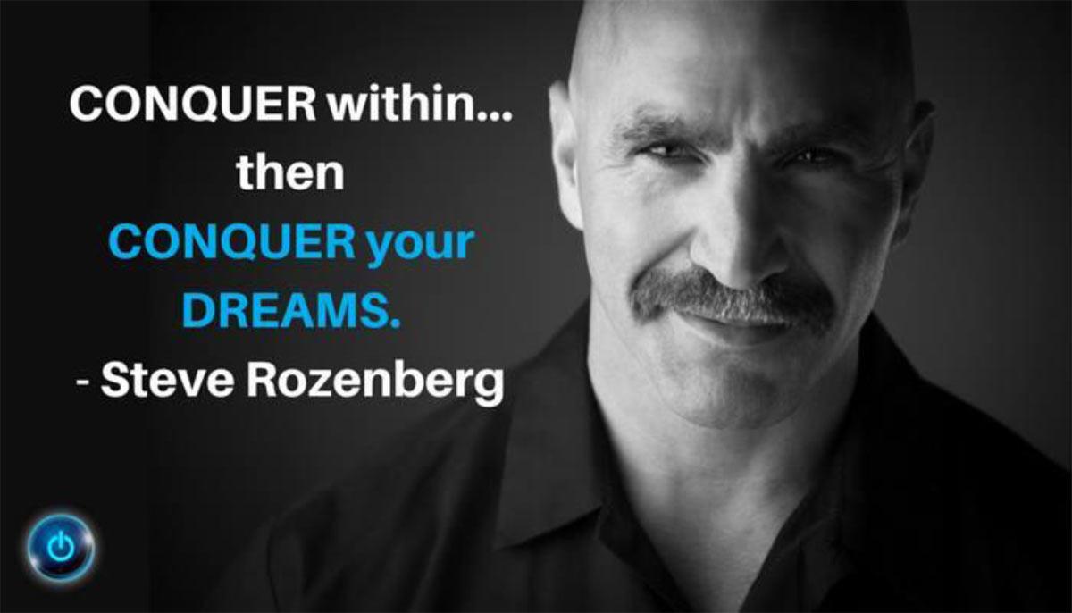 Steve Rozenberg Motivational Speaker
