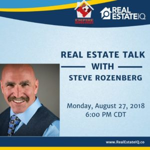 Real Estate Talk with Steve Rozenberg