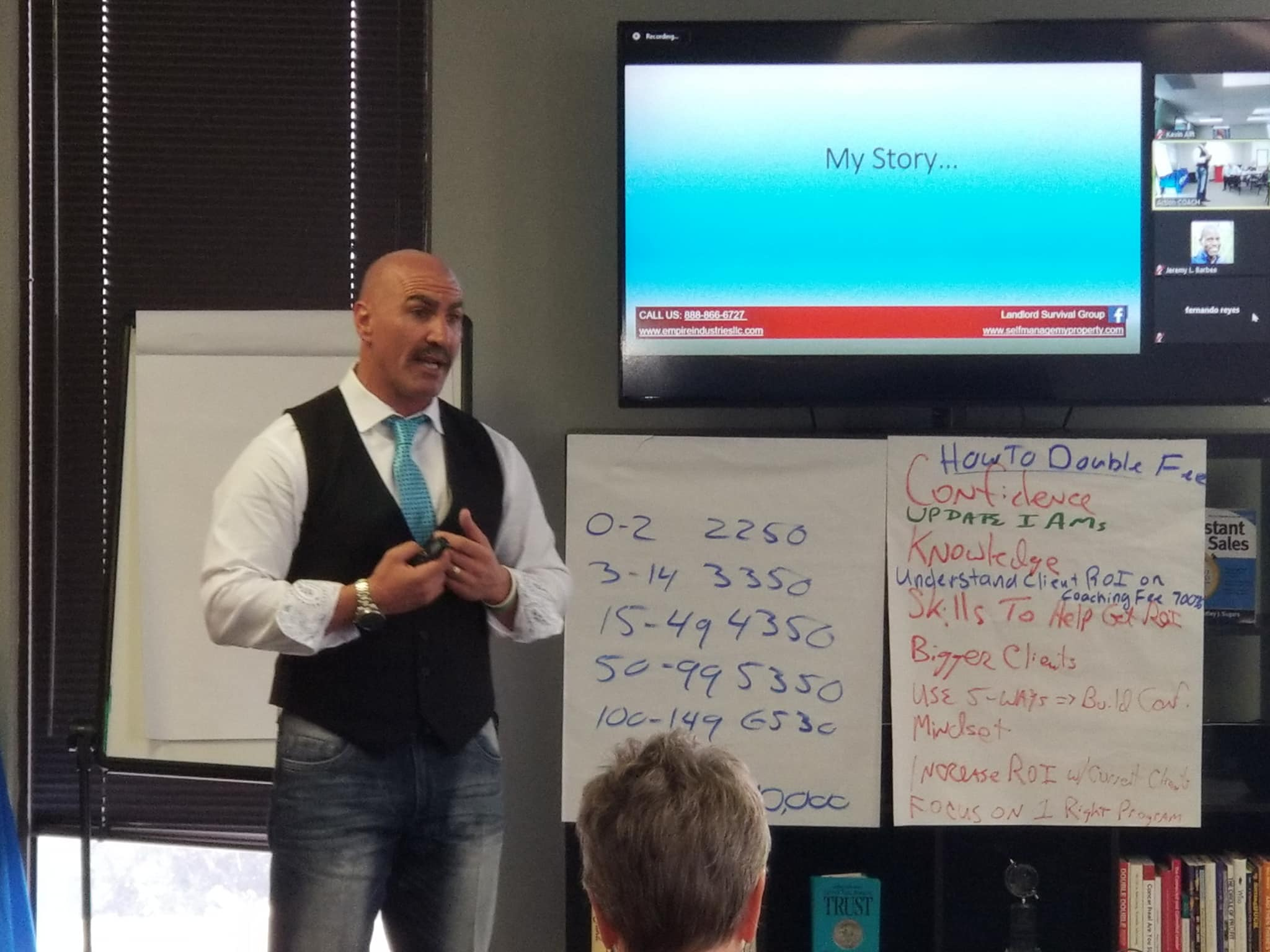 ActionCoach Houston 9-24-2018