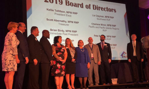 Pete Neubig Sworn in as Regional Vice President Central Region for NARPM<sup>®</sup>