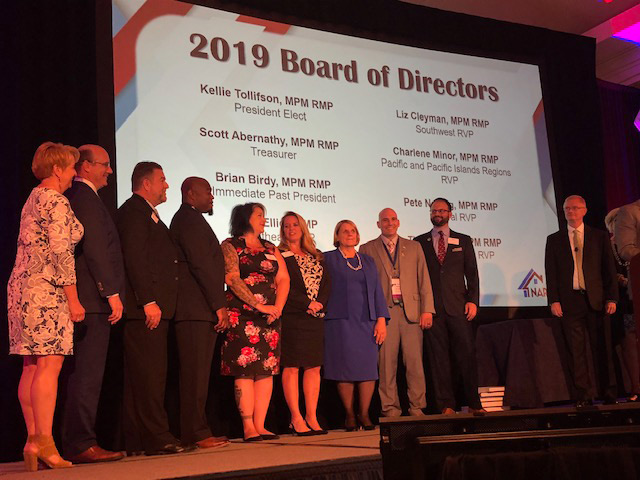Pete Neubig, Co-Founder and CEO of Empire Industries, was sworn in as the Regional Vice President Central Region for NARPM