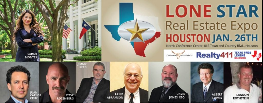 5TH ANNUAL LONE STAR EXPO IN HOUSTON, TEXAS