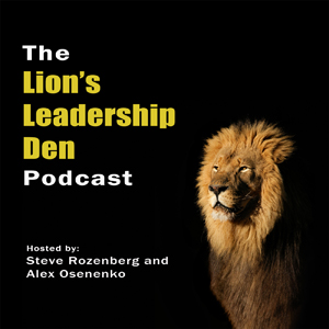 Lions Leadership Den Podcast