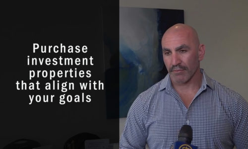 Choose real estate investments according to your goals