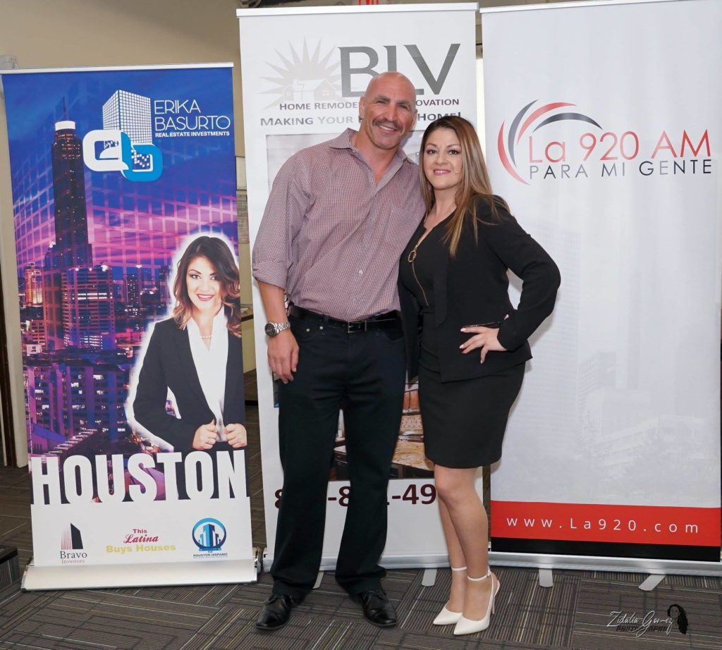 Steve at Houston Hispanic REIA
