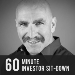 60 Minute Investor Sit-Down