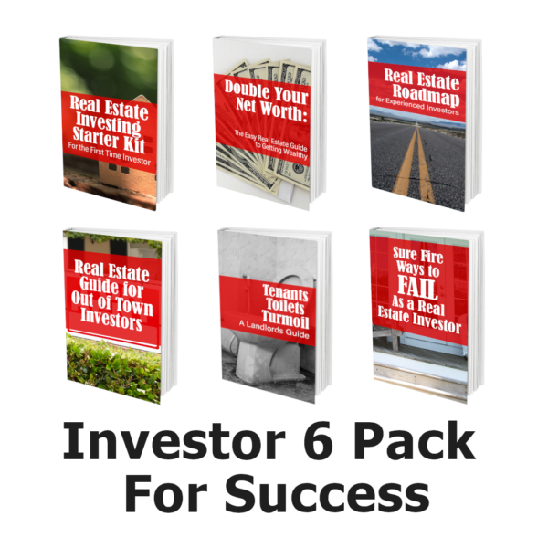Investor 6 Pack For Success