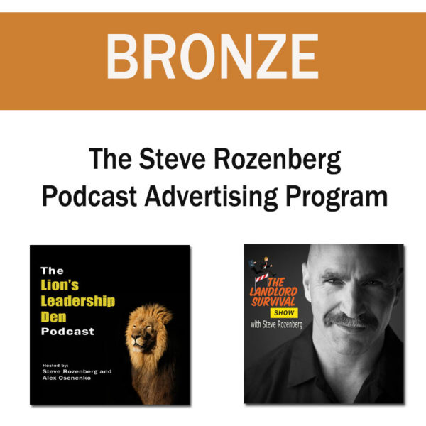 Bronze Podcast Advertising