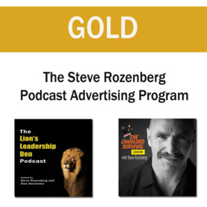 Gold Podcast Advertising