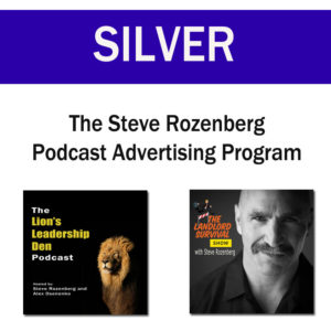 Silver Podcast Advertising
