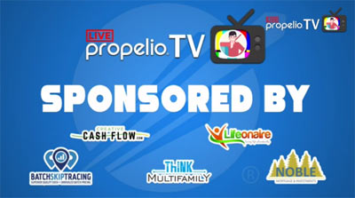 Real Estate Power Hour on Propelio TV hosted by Steve Rozenberg