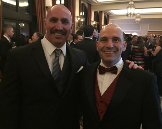Steve Rozenberg and Pete Pete Neubig