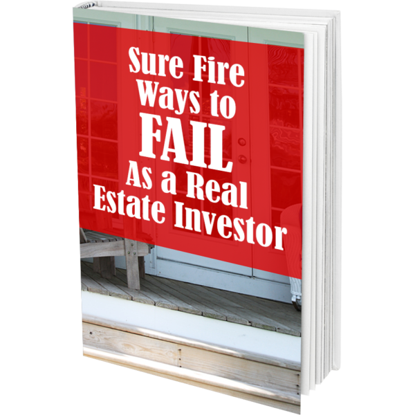 Sure Fire Ways to Fail as an Investor eBook