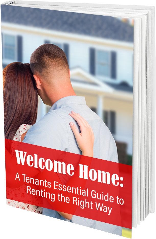 Welcome Home ebook - A Tenant's Essential Guide to Renting the Right Way