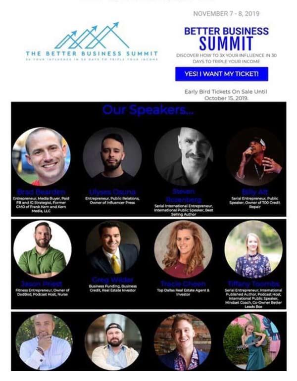 Better Business Summit
