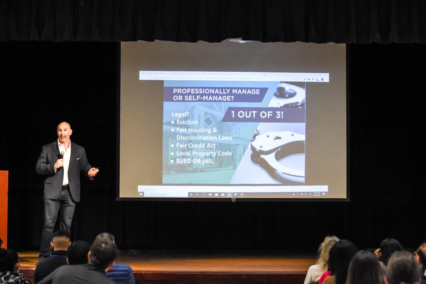 2020 SF Bay Summit - Steve Rozenberg speaker
