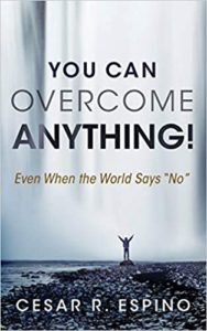 You Can Overcome Anything book