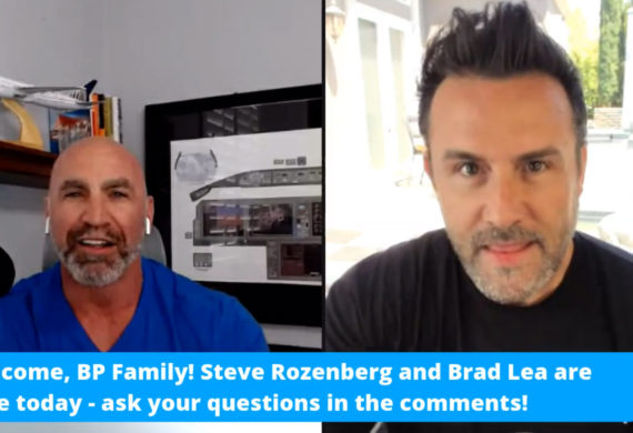 Q & A with Steve Rozenberg and Brad Lea