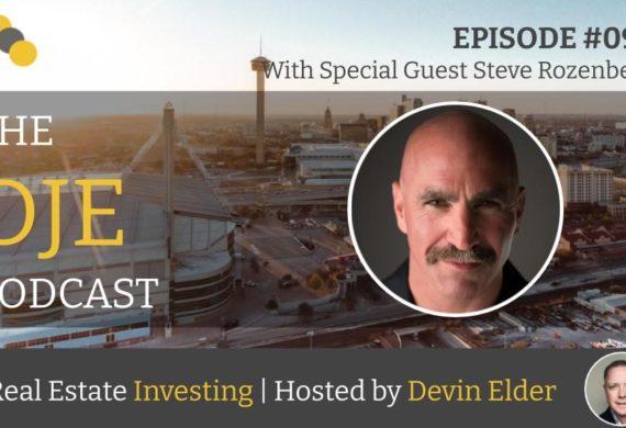 The DJE Podcast - Steve's episode