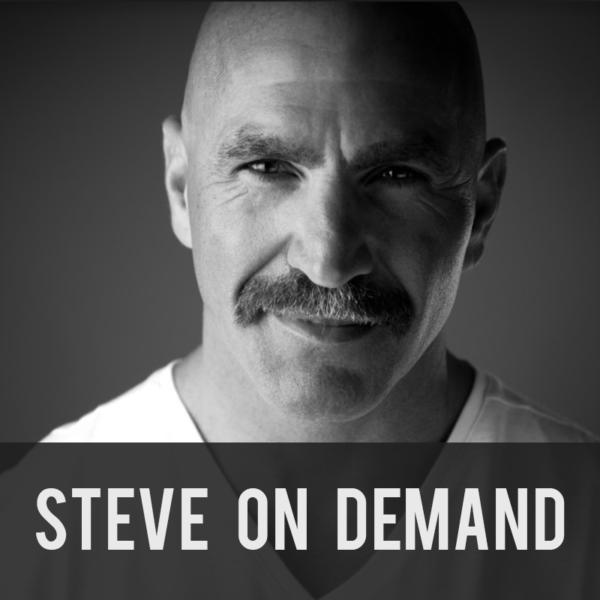 Steve-On-Demand Steve Rosenberg