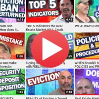 Steve Rozenberg YouTube Channel for real esteate investing tips