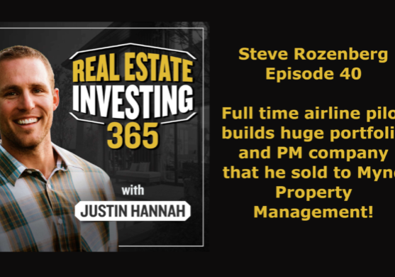 Steve on the Real Estate Investing 365 Podcast