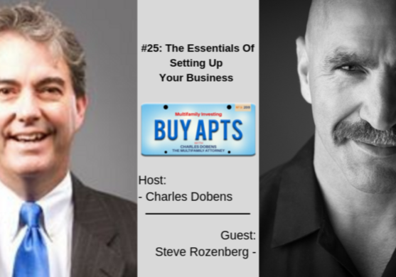 Essentials of Setting Up Your Business - Multifamily Investing Academy
