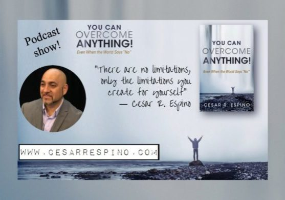 You Can Overcome Anything Podcast Interview with Steve Rozenberg